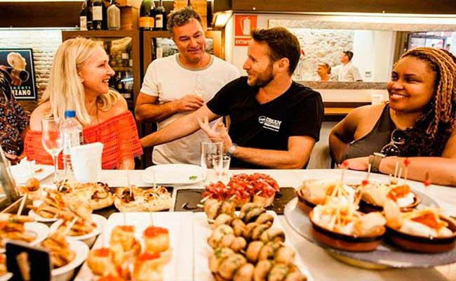 How To Enjoy A Delicious Spanish Food In The Cool Summer Heat
